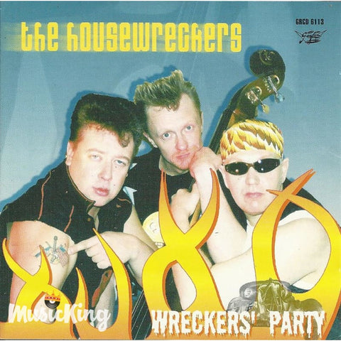 Housewreckers - Wreckers Party - CD