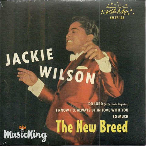 Jackie Wilson - The New Breed Vinyl 45 Rpm - Vinyl