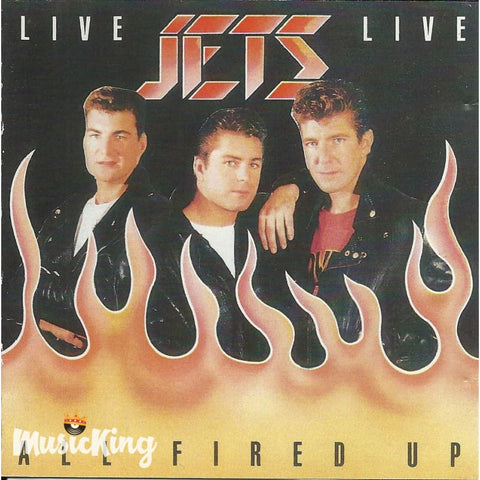 Jets - All Fired Up - CD