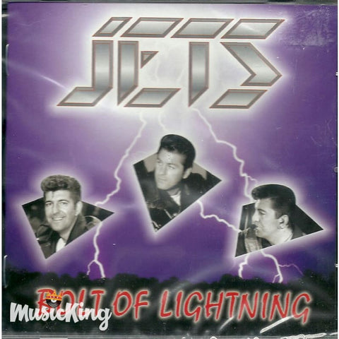 Jets - Bolt Of Lightning - CD