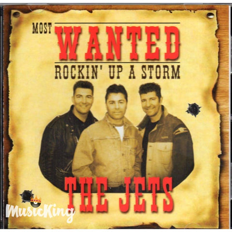 Jets - Most Wanted Rockin Up A Storm - CD
