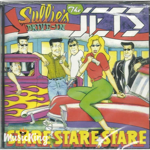 Jets - Stare Stare Stare CD at £11.00