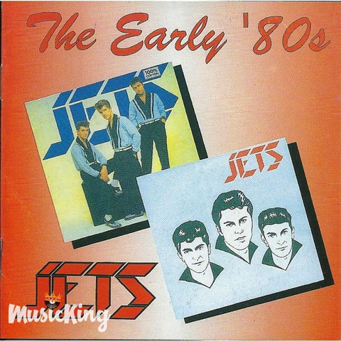 Jets - The Early 80s - CD