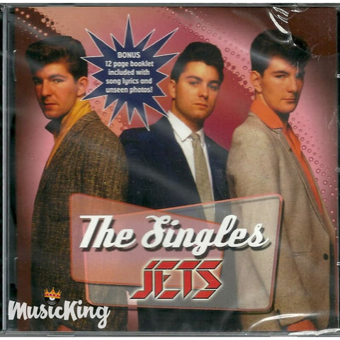 Jets - The Singles - CD