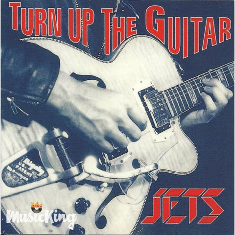 Jets - Turn Up The Guitar - CD