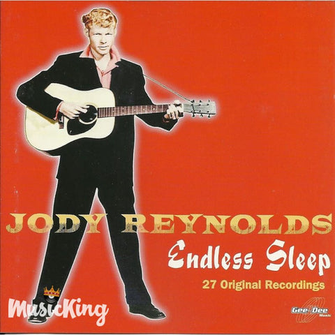 Jody Reynolds - Endless Sleep - CD
