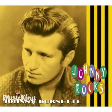 Johnny Burnette - Rocks CD - Digi-Pack