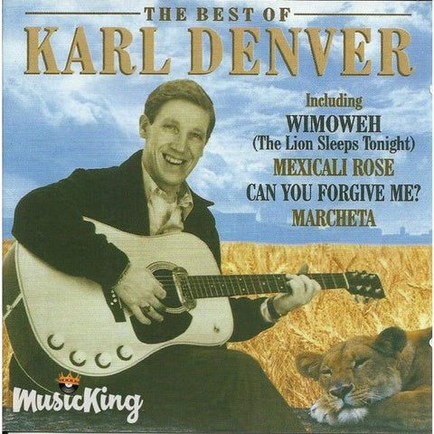 Karl Denver - The Best Of - Cd