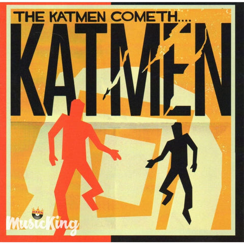 Katmen - The Katmen Cometh. CD CD at £10.50