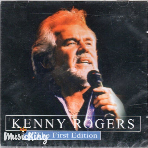 Kenny Rogers & The First Edition - CD