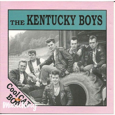 Kentucky Boys - Cool Cat Bop - Cd