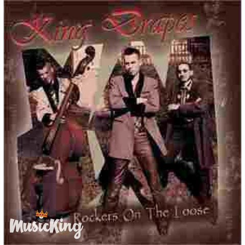 King Drapes - Rockers On The Loose - CD