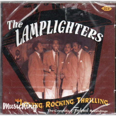 Lamplighters - Loving Rocking Thrilling - The Complete Federal - CD