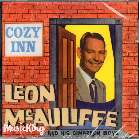 Leon McAuliffe And His Cimarron Boys - Cozy Inn CD - CD