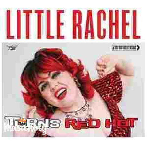 Little Rachel - When A Blue Note Turns Red Hot - Digi-Pack