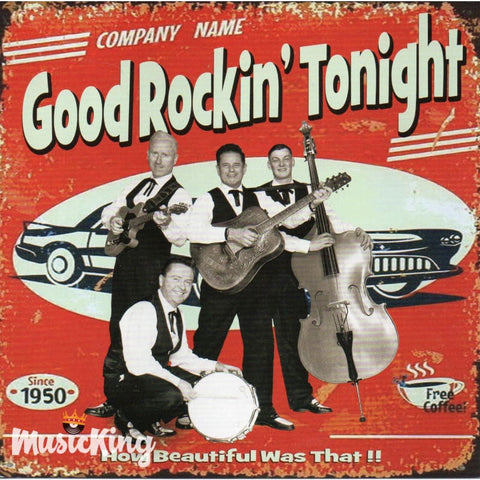 (Mark Keeley) Good Rockin Tonight - How Beautiful Was That! CD - CD