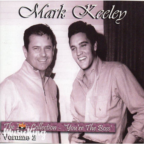 Mark Keeley - Youre The Boss Volume 2 - CD