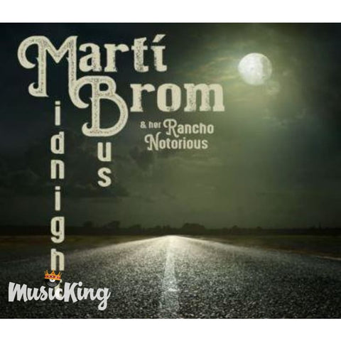 Marti Brom & Her Rancho Notorious - Midnight Bus (LP) Vinyl