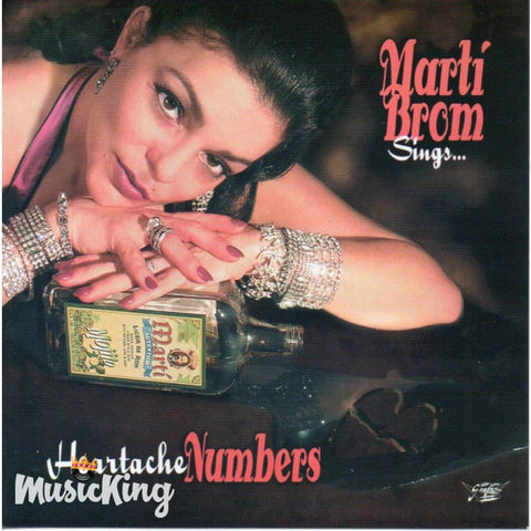 Marti Brom - Sings Heartache Numbers CD at £9.50