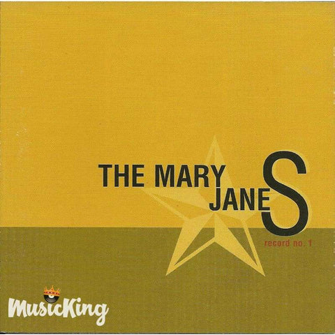 Mary Janes - Record No 1 - Cd