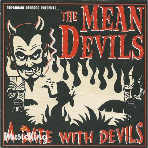 Mean Devils - A Date With Devils - Cd
