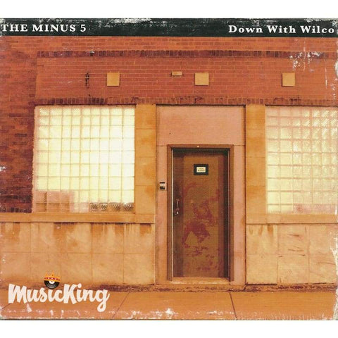 Minus 5 - Down With Wilco - Cd