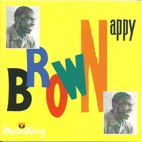 Nappy Brown - Little By Little - Cd