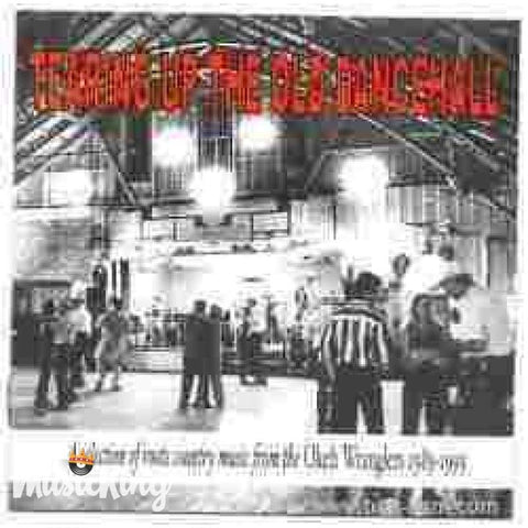 Okeh Wranglers - Tearing Up The Old Dancehall - Cd