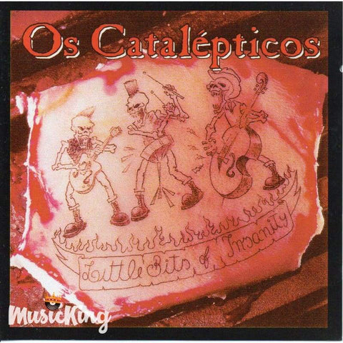 Os Catalepticos - Little Bits Of Insanity - Cd