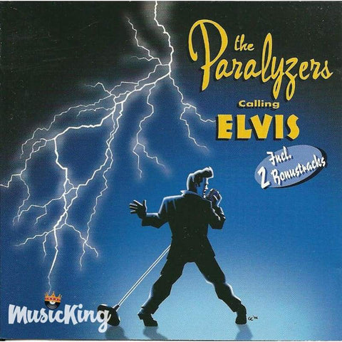 Paralyzers - Calling Elvis - Cd