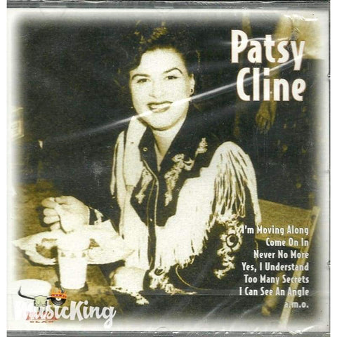 Patsy Cline - I Can See An Angel - Cd