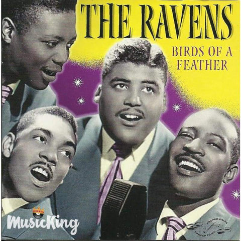 Ravens - Birds Of A Feather - Cd