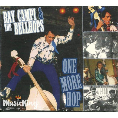 Ray Campi & The Bellhops - One More Hop - Cd