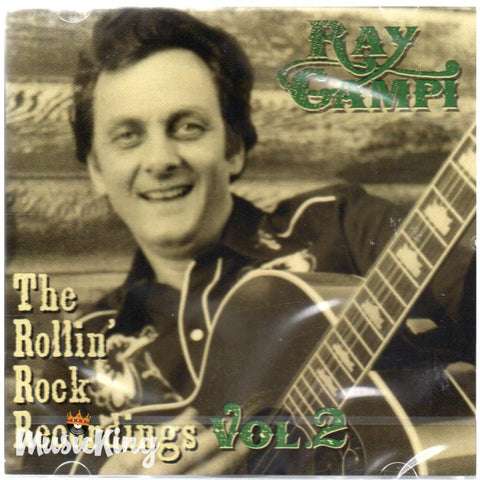Ray Campi - The Rolling Rock Recordings Vol 2 - CD