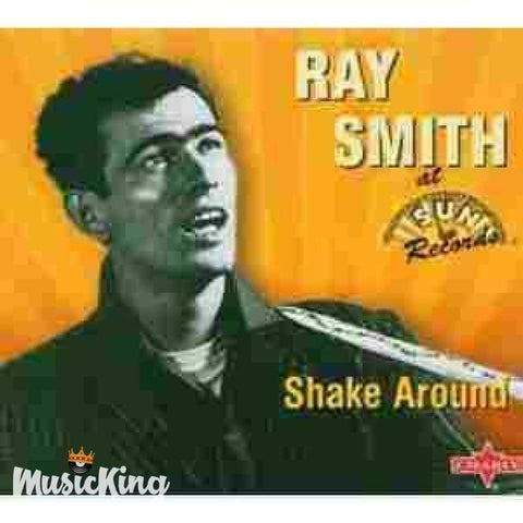 Ray Smith - Shake Around - Digi-Pack