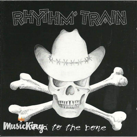 Rhythm Train - Bad To The Bone - CD