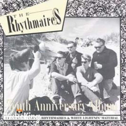 Rhythmaries - Tenth Anniversary Album - CD