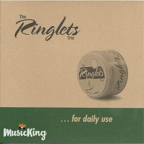 Ringlets Trio - For Daily Use - Cd
