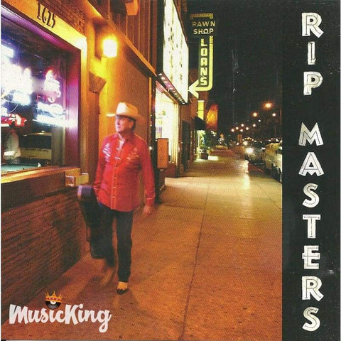 Rip Masters - Back To The Honky Tonk - Cd