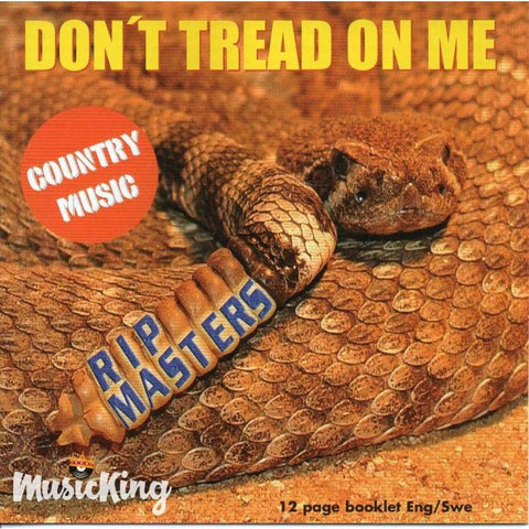 Rip Masters - Dont Tread On Me - Cd