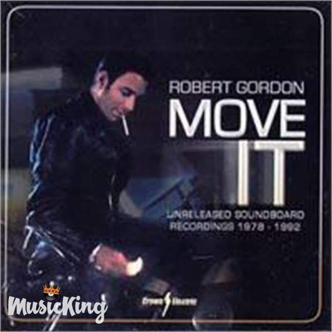 Robert Gordon - Move It CD - CD
