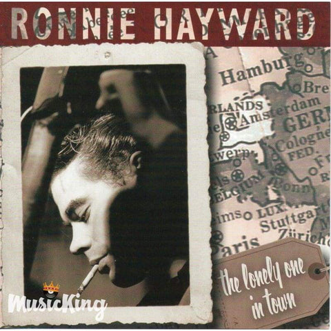 Ronnie Hayward - The Lonely One In Town - Cd