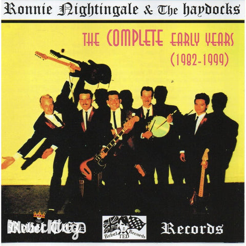 Ronnie Nightingale & The Haydocks - The Complete Early Years CD at £11.50