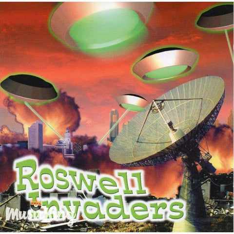 Roswell Invaders - CD