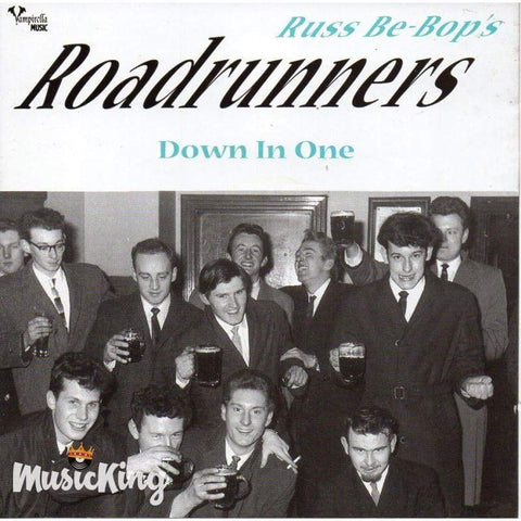 Russ Be-Bop & The Roadrunners - Down In One CD at £9.50