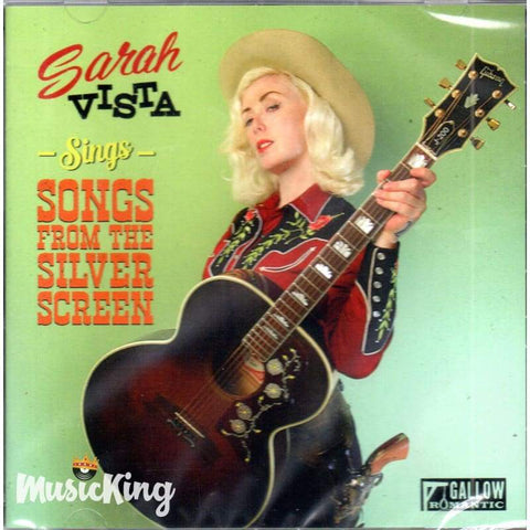 Sarah Vista - Sings Songs From The Silver Screen CD - CD