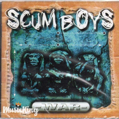 Scum Boys - War - Cd