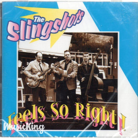 Slingshots - Feel So Right - CD