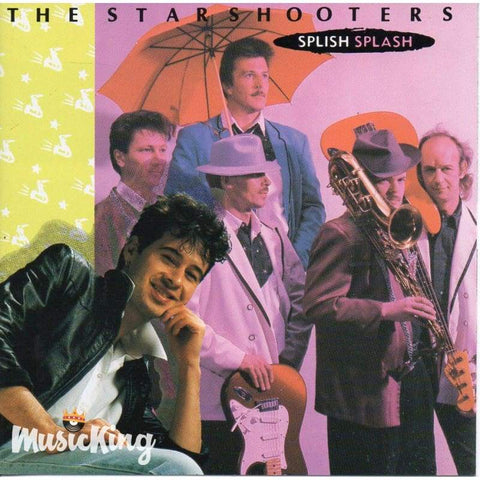 Starshooters - Splish Splash - Cd