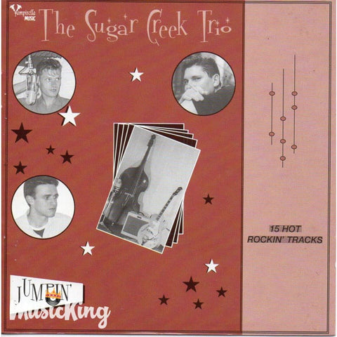 Sugar Creek Trio - Jumpin - Cd